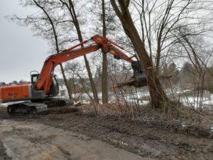 Alsembergse Beemd - voorbereidende werking aanlegging park